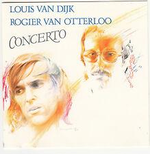 Concerto - Louis Van Dijk / Rogier Van Otterloo ( CBS 462629 2 )