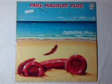PAUL MAURIAT PLUS Overseas call lp ITALY RARISSIMO RANDY MICHAEL BRECKER