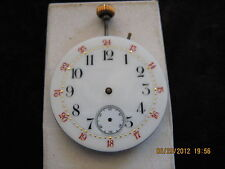 SALE!!! Robert N. Bornand beautiful and very unusual Swiss watch movement XIXc