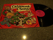 """The Pixies """"The Chipmunk Song"""" LP"""