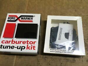 New Borg Warner Carburetor Tune Up Kit 10716E