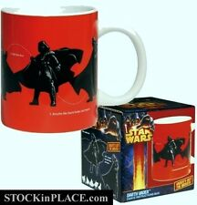 STAR WARS Dance Instructions DARTH VADER MUG