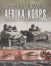 AFRIKA KORPS WW2 German Army Photographs NEW Second World War Battles History