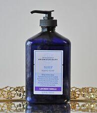 Bath & Body Works Aromatherapy Lavender Vanilla Sleep Hand Soap 12 oz