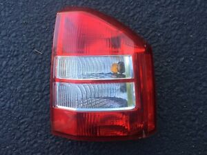 07 08 09 10 Jeep Compass Passenger Side Tail Light OEM