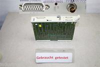 Siemens Simatic S5 6ES5552-3UA21 6ES55523UA21 6ES5 552-3UA21