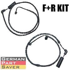 Bmw X3 E83 brake pad wear sensor front + rear 34353411756+34353411757