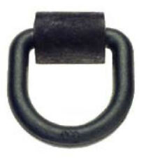 "(4) 1"" D-Rings with Weld On Clip - 5"" x 5"""