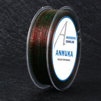 50m Super Strong Fluorocarbon Coated Nylon Fishing Line Sea Fishing Line Q4L0
