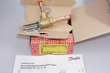 DANFOSS Electric Expansion Valve, Akvh 10-6 068F4084 3/8in x 1/2in Boxed New