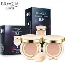 BIOAQUA EXQUISITE & DELICATE BB CREAM AIR CUSHION FOUNDATION (01)