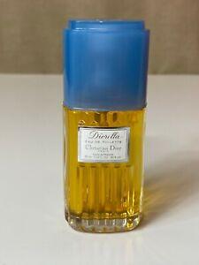 Diorella CHRISTIAN DIOR - 30 ML - 1 oz - NEW!! Eau de Toilette Vintage