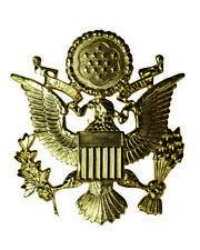 US Army Mützenabzeichen Officer Offizier Gold Marines Navy M41 M42 WKII WW2