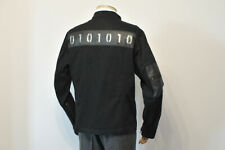 "Mens LIP SERVICE Cybertronic Ragdoll ""Code Breaking"" Gothic Jacket size 2XL XXL"