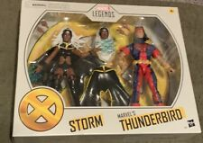 Marvel legends Storm and Thunderbird 2 pack! Target exclusive!