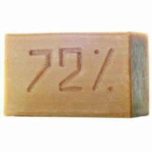 Household soap 180g Natural. Хозяйственное мыло 72%