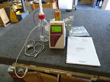 Schott Gerate Titrator Titroline Easy w/ accessories & manual