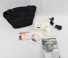 AMEDA Purely Yours Double Electric Breast Pump and Bag with Adapter