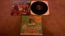 THE BEATLES Vinyl LP SGT. PEPPERS LONELY HEARTS CLUB BAND PCS 7027 Stereo UK