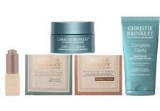 Christie Brinkley Recapture Day, Night, Eye, Facial Cleanser, Neck Decollete