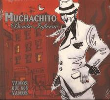 Muchachito Bombo Infierno - Vamos Que Nos Vamos Colour ( CD ) NEW / SEALED