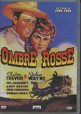 Ombre rosse DVD WESTERN John Wayne