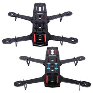 QAV250 250MM Wheelbase FPV Quadcopter X-structure Drone Carbon Fiber Frame Kit F