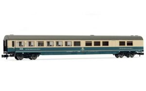 "HS TILLIG 73807 Double-Decker Wagon 2 class of /""SIHLTAL Railway/"" The SZU Track HO"