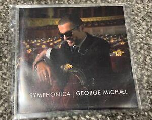 George Michael - Symphonica UK Promo Very Rare Unplayed