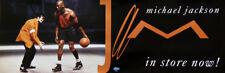 Michael Jackson 1991 Jam Promotional Original Poster Michael Jordan