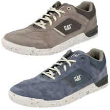 Mens Caterpillar Casual Lace Up Shoes - Chasm