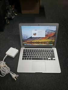 Apple Macbook Air 2017 13inch Laptop, 128GB SSD, 1.8gHz, 8GB Ram