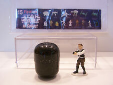 Star Wars Tombola 1997 Han Solo figurine with egg and List