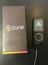Microsoft Zune 4gb w/ box - nice condition *battery not holding charge*