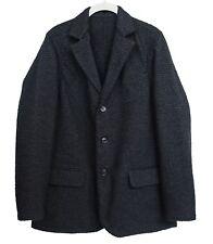 OUR LEGACY Archive Blazer III Tuffed Wool Black Size 46 US S