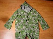 Bulgarian Paratrooper Camo Uniform Overall Suit FROG Pattern Communist Era New
