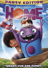 Home (DVD, 2015) PARTY EDITION