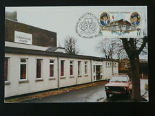 scout and guide headquarters maximum card Isle of Man 86547