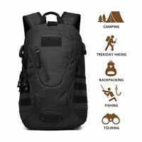 20L Outdoor Military Tactical Backpack Trekking Camping Hiking Short Travel Bag