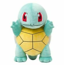 "JUMBO SQUIRTLE Pokemon Center Nintendo 20"" Plush Toy Game Doll 2018 New"