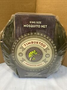 Timbuktoo Mosquito Net - King Size-NEW