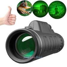 Day/Night 40X60 Huge Military Power Zoom Binoculars w/Pouch Hunting New