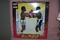 Ali vs Frazier Boxing Action Figures Starting Lineup Timeless Legends New in Box