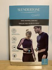 NIB Slendertone CoreFit Abdominal Abs Toning Belt Including 3 Sets of Gel Pads