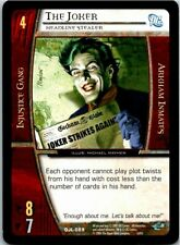 2005 VS SYSTEM DC Justice League Of America  - PICK / CHOOSE YOUR CARDS