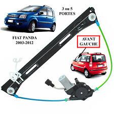 Moteur Leve Vitre Avant Gauche Fiat Panda 2003-2012 3p ou 5P 46803652 71792465