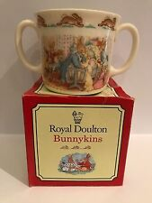 Royal Doulton Bunnykins Christening Mug
