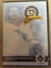 NHL Pittsburgh Penguins Classic Dvd: vs Maple Leafs 2000 Mario Lemieux Jagr NEW