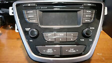 OEM HYUNDAI 2011-2013 CD/MP3/XM RADIO PN#96170-3X615RA5 USED-TESTED