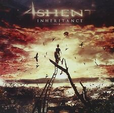 Ashent-Inheritance CD NUOVO